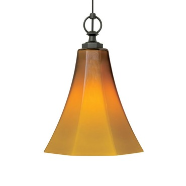 Freejack LED Mini Delaware Pendant by Tech Lighting | 600FJMDLWAZ-LED