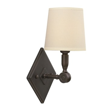 Webster Wall Sconce by Tech Lighting | 600WEBWCZ