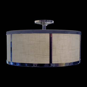Butler Ceiling Semi-Flush Mount