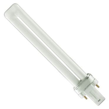 T4 Twin Tube GX23 Base 13W 120V by General Electric | 97574