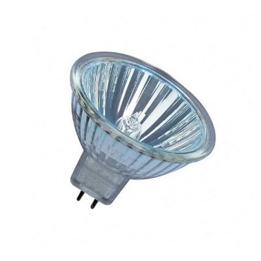 Decostar 51 MR16 GU5.3 Base 50W 12V 10Deg 3000K w/Lens by Edge Lighting | 44870sp