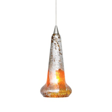 Bellboy Pendant by LBL Lighting | hs330amsc1b35mpt