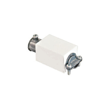 1 Inch Rectangle Splice Box by Edge Lighting | 1RB-WH