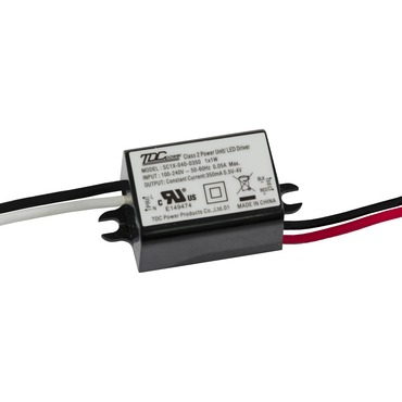 1W 350MA LED Driver by Edge Lighting | ps-350ma-1w-n