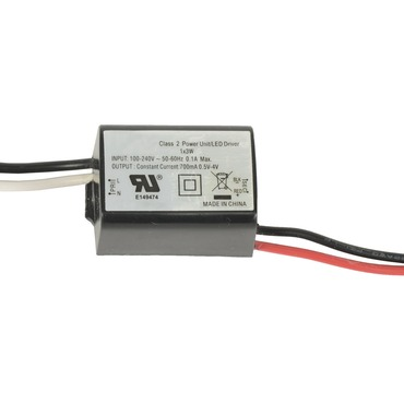6W 350MA LED Driver by Edge Lighting | ps-350ma-6w-n