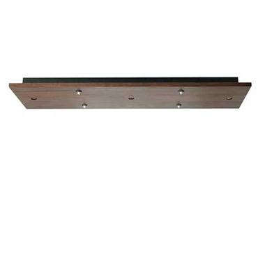 Freejack 7 Port Rectangle Wood Canopy