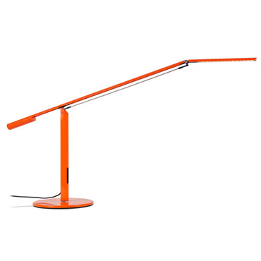 Equo LED Cool White Desk Lamp by Koncept Lighting | ELX-A-C-ORG-DSK