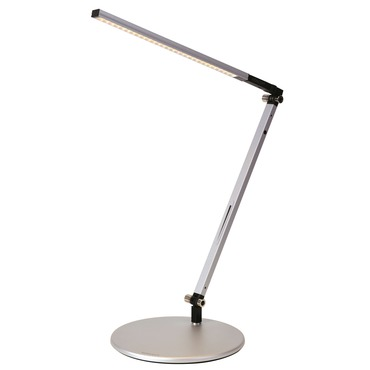 Z-Bar Solo Mini LED Desk Lamp by Koncept Lighting | AR1100-W-MBK-DSK