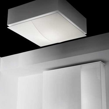 Nelly Straight Wall or Ceiling Mount by Axo Light   upnels60bcxxe26