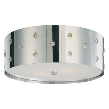 Bling Bling Ceiling Flush Mount  by George Kovacs | p036-077