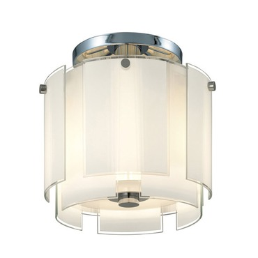Velos Semi Flush Mount