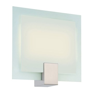 Dakota Square Wall Sconce by Sonneman A Way Of Light | 3682.13