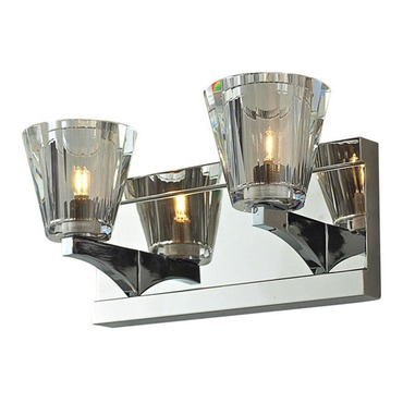 Scintillio Bath Bar 2-Light