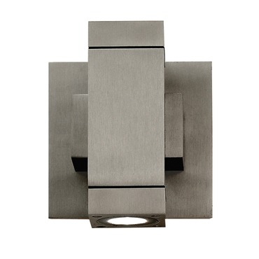 Taos Square 0-10 Dim LED Wall Sconce