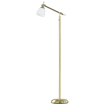 Floor reading task lamps by arnsberg
