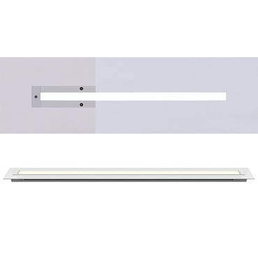 TruLine 1A 5W 24VDC 2K4K Tunable White Plaster-In LED System
