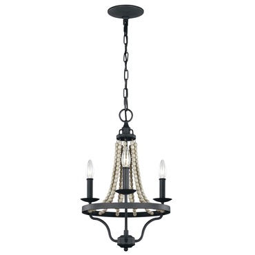 Nori 3 Light Chandelier