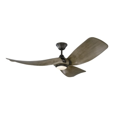 Melody Indoor / Outdoor Ceiling Fan with Light
