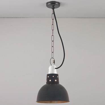 Spun Lamp Holder Pendant
