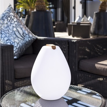 Vessel Portable Bluetooth Indoor / Outdoor LED Lamp