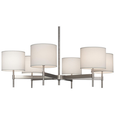 Echo Chandelier by Robert Abbey | RA-S2188
