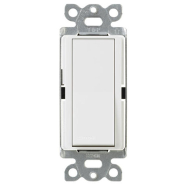 Diva 3-Way Switch by Lutron | ca-3ps-wh
