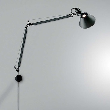 Tolomeo Classic Plug-In Wall Light by Artemide | TOL1102
