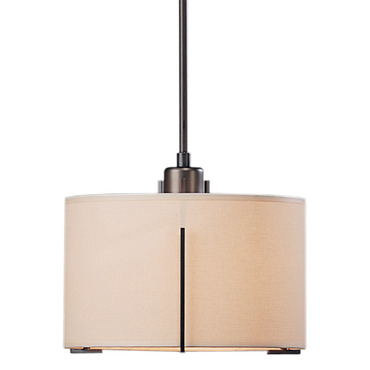 Exos Small Single Suspension by Hubbardton Forge | 139590-07-DA