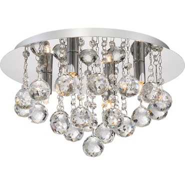 Bordeaux Round Ceiling Flush Light