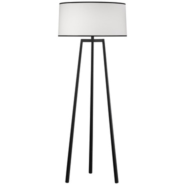 Shinto Tripod Floor Lamp by Robert Abbey | ra-2171