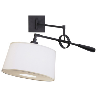 Real Simple Reading Arm Wall Sconce by Robert Abbey | ra-1839