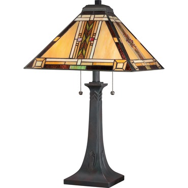 Navajo Table Lamp
