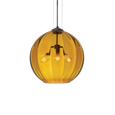World Pendant by Tech Lighting | 700TDWORPAZ