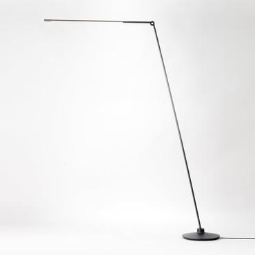 Thin floor lamp