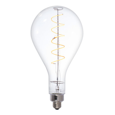 Nostalgic Med Base 4W 120V X-Large Pear Shape Filament