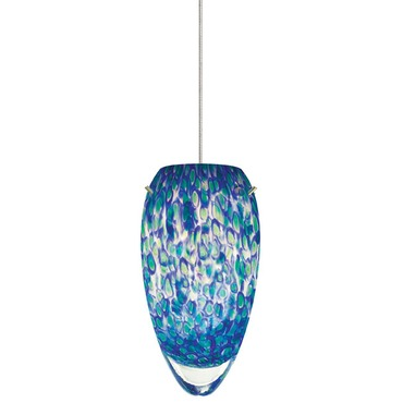 FJ Sam Pendant by LBL Lighting | hs228busc1b50fsj