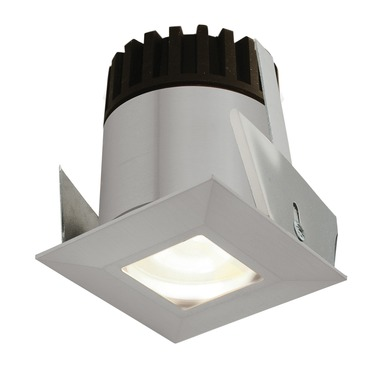 Sun3C Square 36 Degree LED Ceiling Recessed by Edge Lighting | sun3c-hdl3-sq-ww-sa