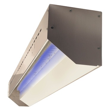 Stratus Outdoor IP46 Wet Location RGB Linear Wall Grazer by PureEdge Lighting | SH1-SP1OD-RGB