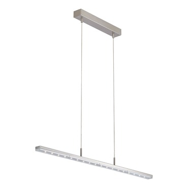 9618 LED Linear Suspension by Holtkoetter | 9618LED SN