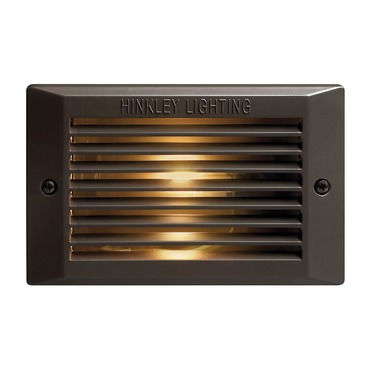 Exterior LED Deck/Step Light by Hinkley Lighting | 58015BZ-LED