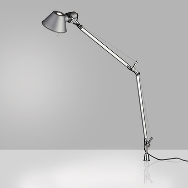 Tolomeo LED Classic Desk Lamp with In Set Pivot by Artemide | TOL0035