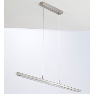 9630 LED Linear Suspension by Holtkoetter | 9630LED SN