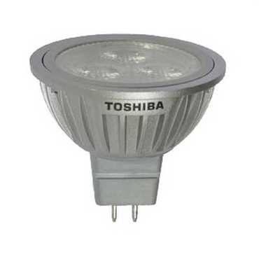 Dimmable LED MR16 GU5.3 Base 6.2W 12V 8 Deg 2700K