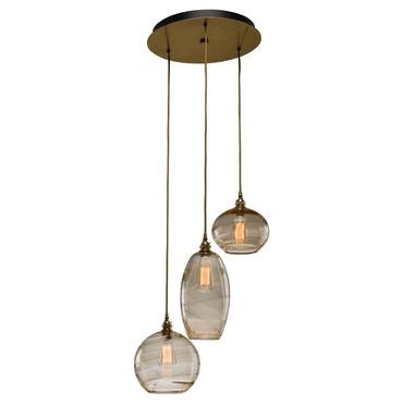 Misto Round Multi Light Pendant