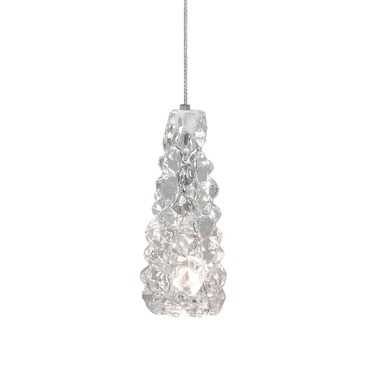 FJ Ice Pendant by Edge Lighting | FJ-ICE-12-SN