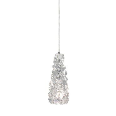 FJ Ice Pendant 24V by Edge Lighting | FJ-ICE-24-SN