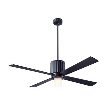 Flute Ceiling Fan with Light