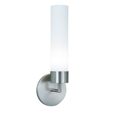 Sobe Vanity Wall Sconce by Norwell Lighting | 8775-bn-mo