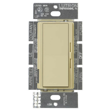 Diva Preset 600W Incandescent 3-Way Dimmer