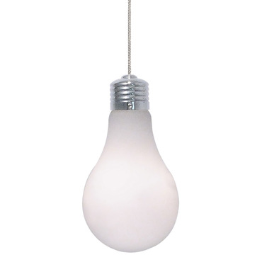 FJ Outlaw Pendant  by Edge Lighting | FJ-OL-30FT-12-SN